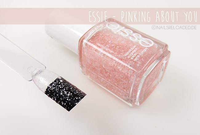 Essie  - pinking about you