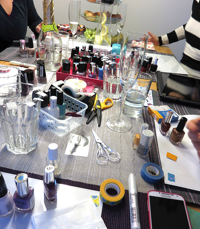 Nageldesign Workshop