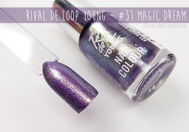 Rival de Loop Young - magic dream