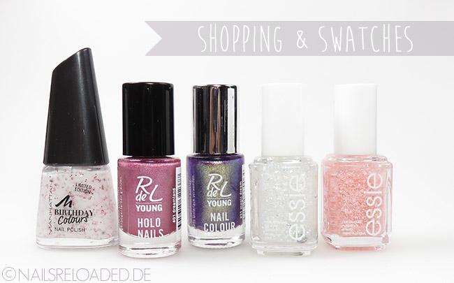 Nagellack-Shopping