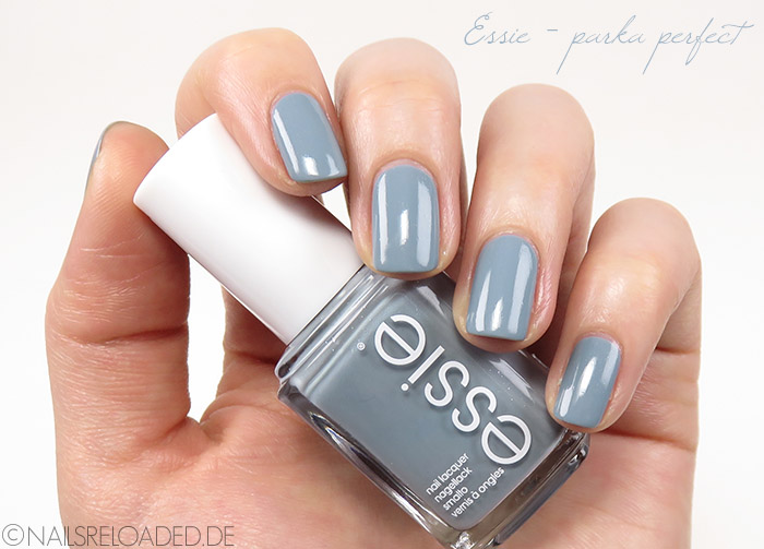 Essie - parka perfect