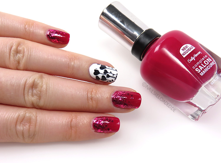 Nageldesign - be my valentine