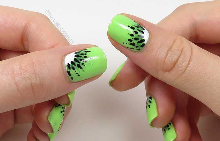 Nails reloaded nageldesign sommerfr chte kiwi - Bilder fa r nageldesign ...