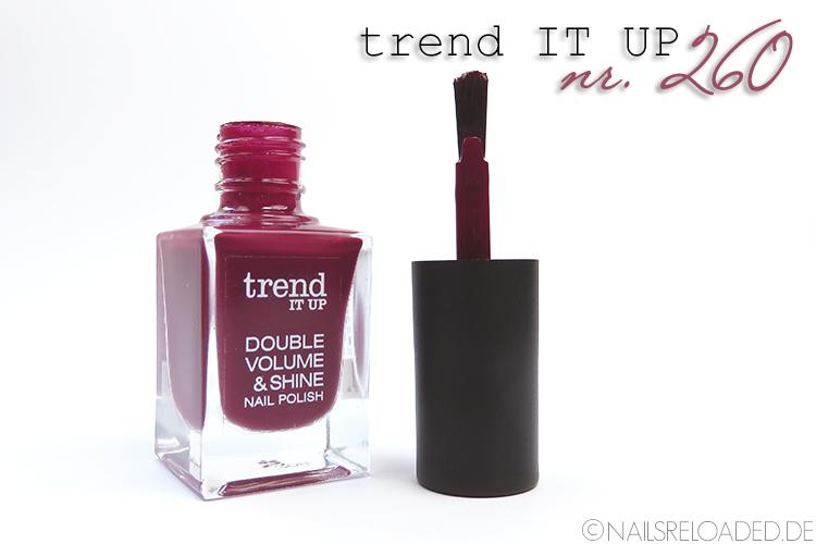 trend IT UP Double Volume & Shine - 260