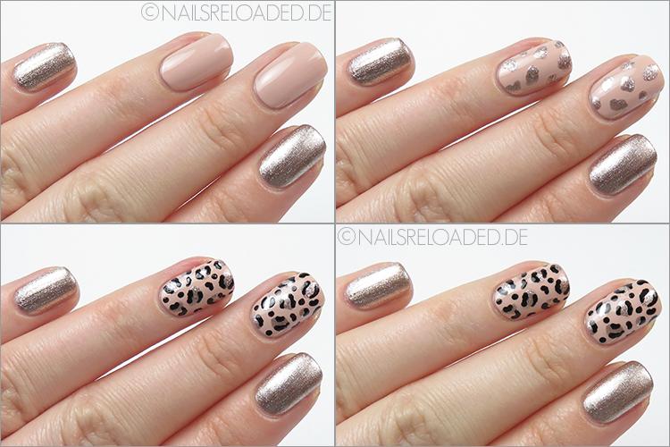 nails reloaded nailsreloaded challenge tierisch wild. Black Bedroom Furniture Sets. Home Design Ideas