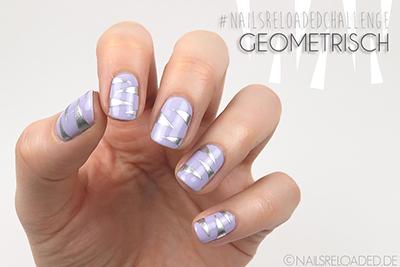 #nailsreloadedchallenge geometrisch