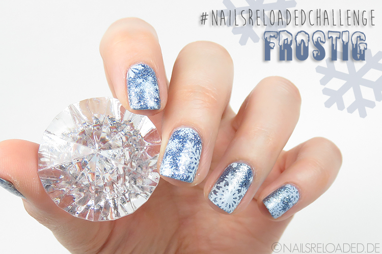 Nageldesign - frostig
