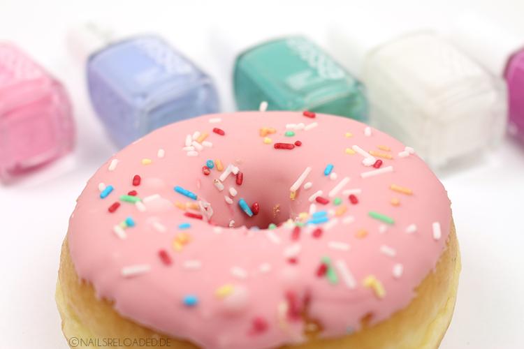 Nageldesign - Donut Nägel