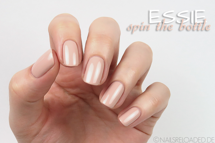 Essie - spin the bottle
