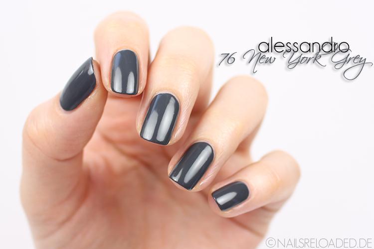 Alessandro - 76 New York Grey