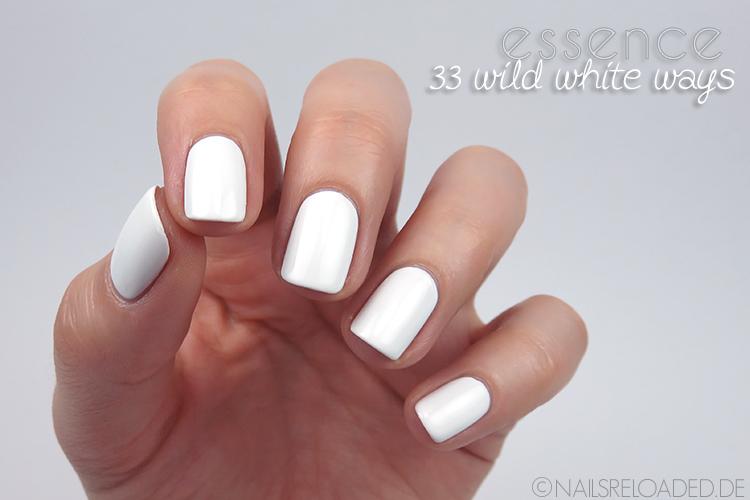 essence - 33 wild white ways