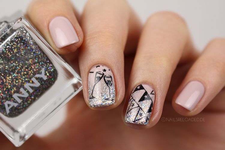 Nageldesign - Happy Birthday, Anny!