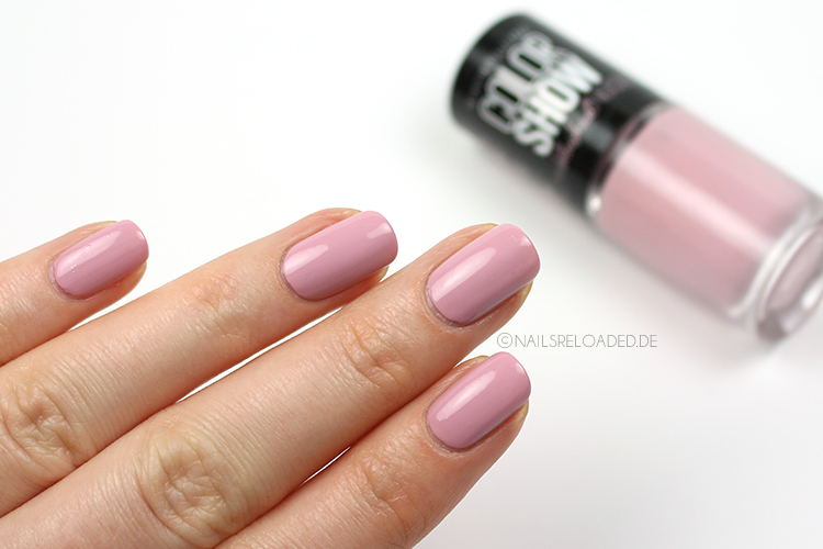 Maybelline New York - 447 dusty rose