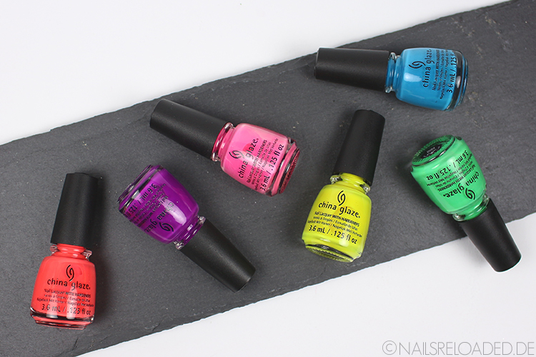 China Glaze - baby beats mini set