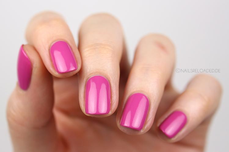 Nails Reloaded - Nagellack Pink Schimmer