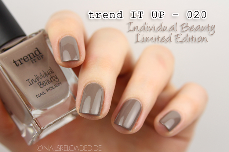 trend IT UP - 020 (Individual Beauty)