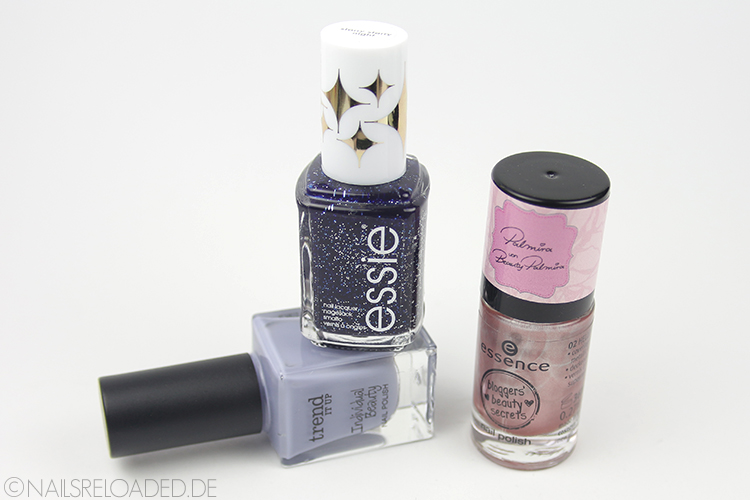 trend IT UP, Essie und essence