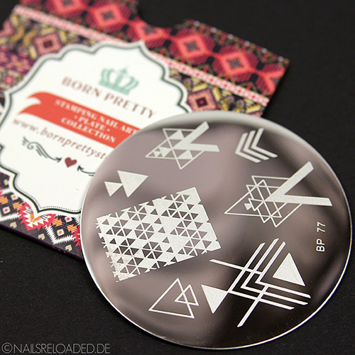 Stampingplatte BP-77