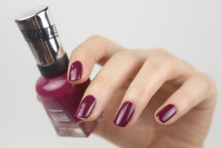 Nagellack - Sally Hansen - 630 Scarlet Fever