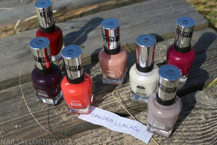 Complete Salon Manicure von Sally Hansen