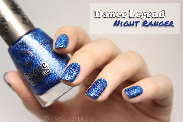 Nagellack Dance Legend Night Ranger Wow Prism