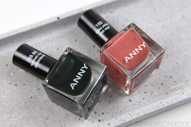 Nagellack Anny: Anny: 368.90 women for president!, 150 make polish not war!