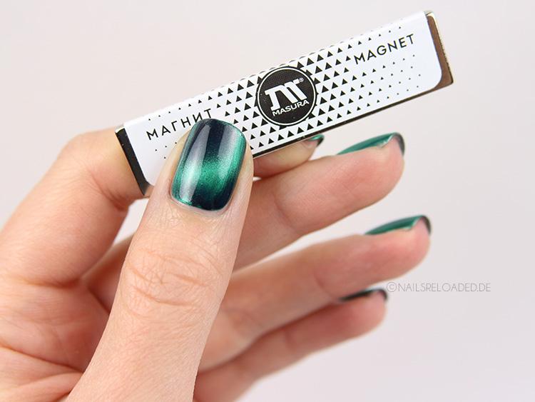 magnetischer Nagellack von Masura