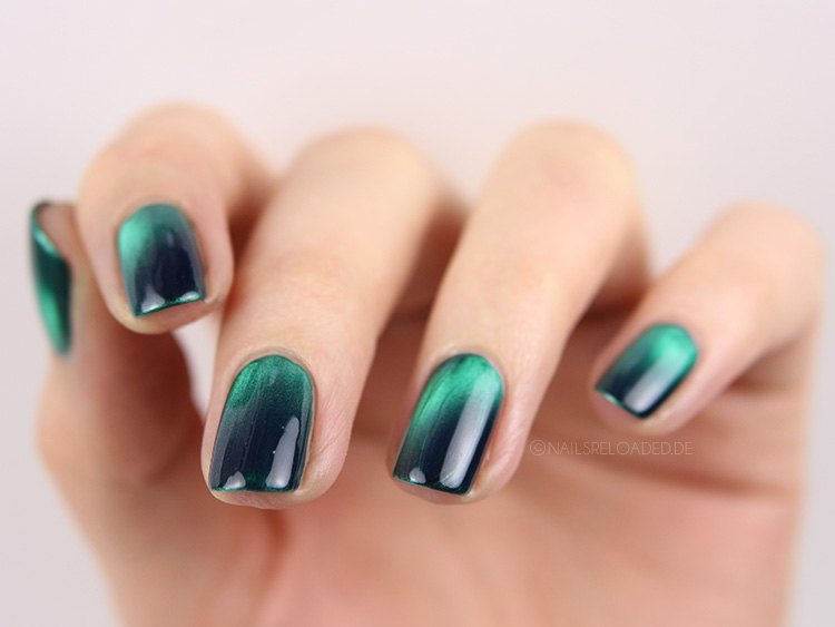 Nagellack Masura mint and basil