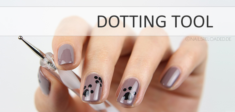 Nageldesign - Dotting Tool