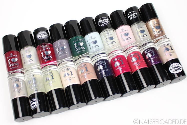 nagellacke essence adventskalender