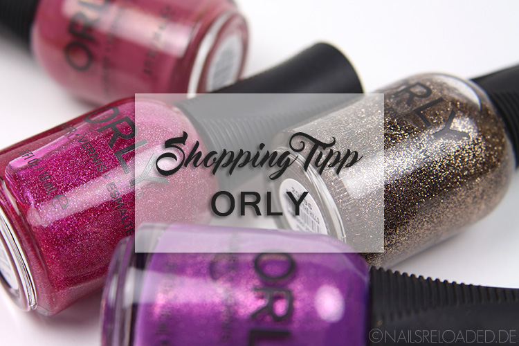 shopping tipp orly nagellack