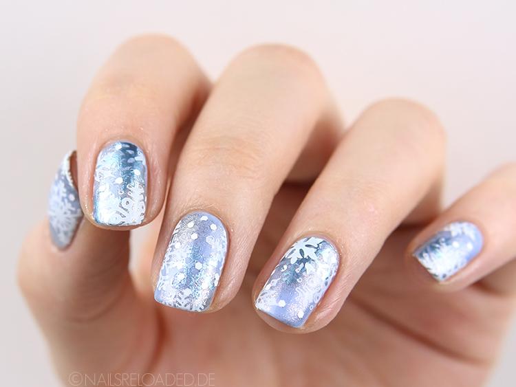 Nails Reloaded Nailsreloaded Challenge Nageldesign Winter