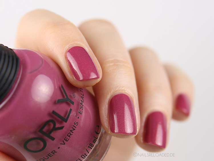 Nagellack Orly Hilleside Hideout
