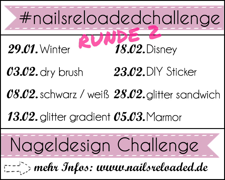 nailsreloadedchallenge nageldesign challenge 2017