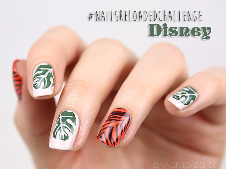Disney Nageldesign