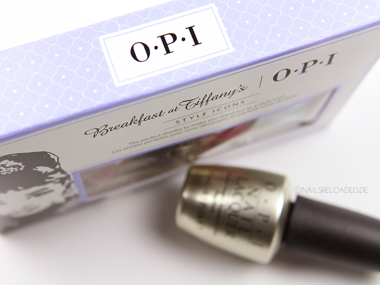 OPI Breakfast at Tiffany's Mini Set