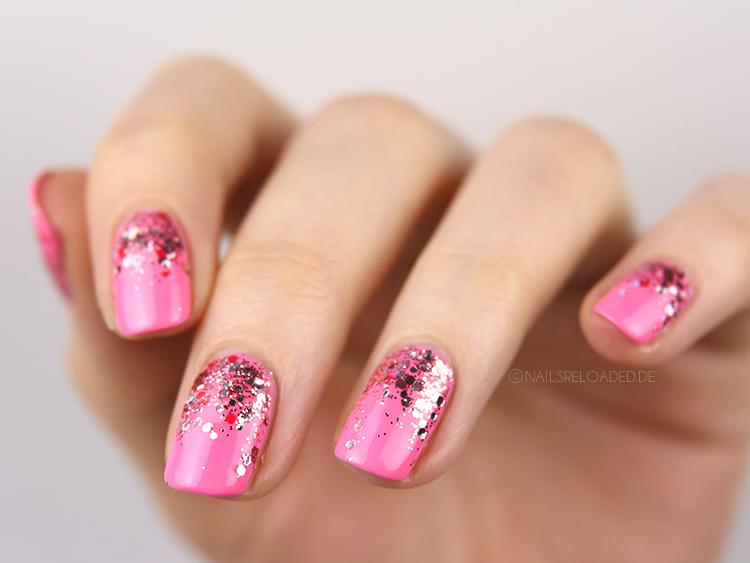 Nails Reloaded Nailsreloaded Challenge Glitter Gradient Nageldesign