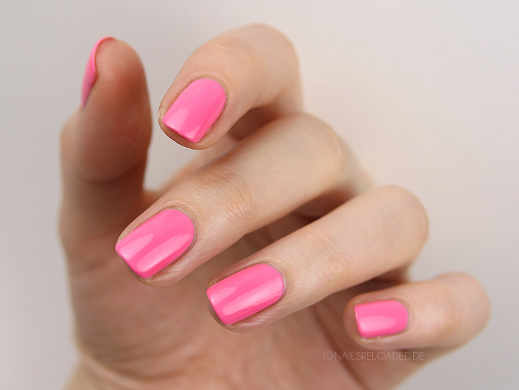 Nagellack 488 crazy flamingo