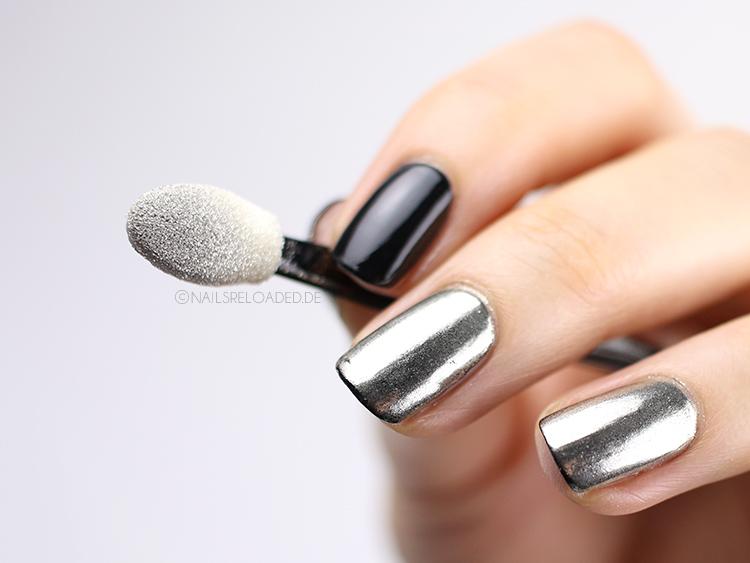 Nails Reloaded - Nageldesign Mu00e4rchenhaft Mit Chrome Puder