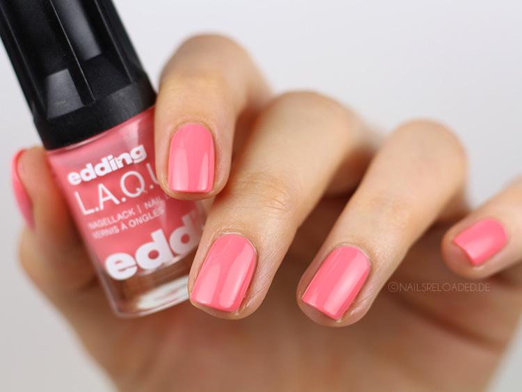 pastel peach von edding laque