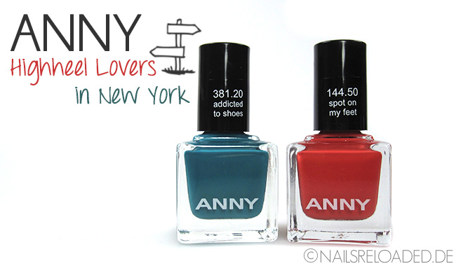 Anny Highheel Lovers in New York