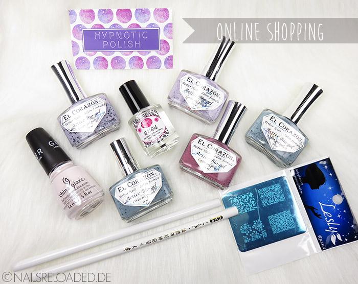 Hypnotic Polish - Bestellung