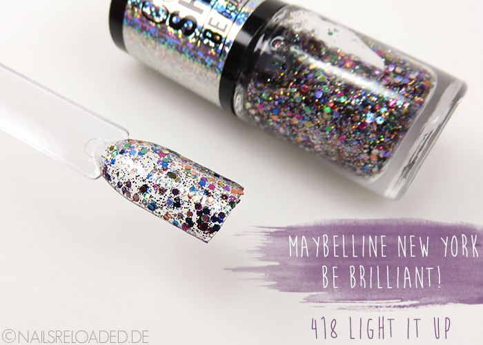 Maybelline New York - 418 light it up