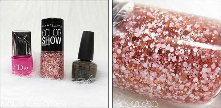 Dior, Maybelline und OPI / Maybelline - bouquet