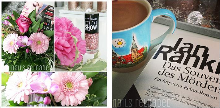 Überraschung von Maybelline / Tee + Krimi