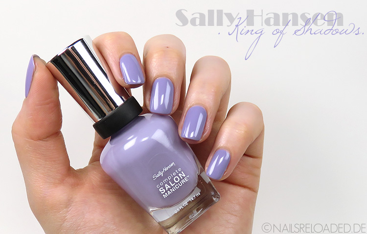 Sally Hansen - 707 King of Shadows