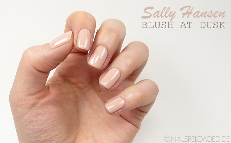 Sally Hansen - 710 Blush at Dusk