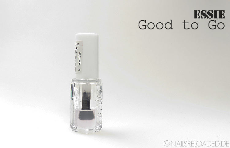 Essie - Good to Go