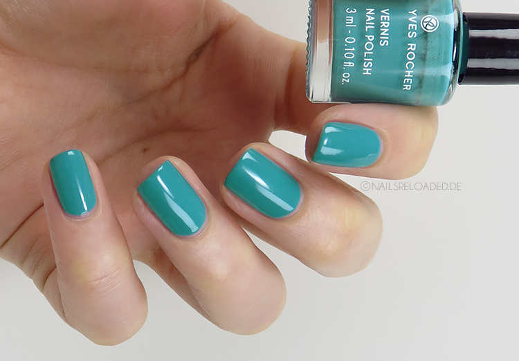 Yves Rocher - Nuance turquoise