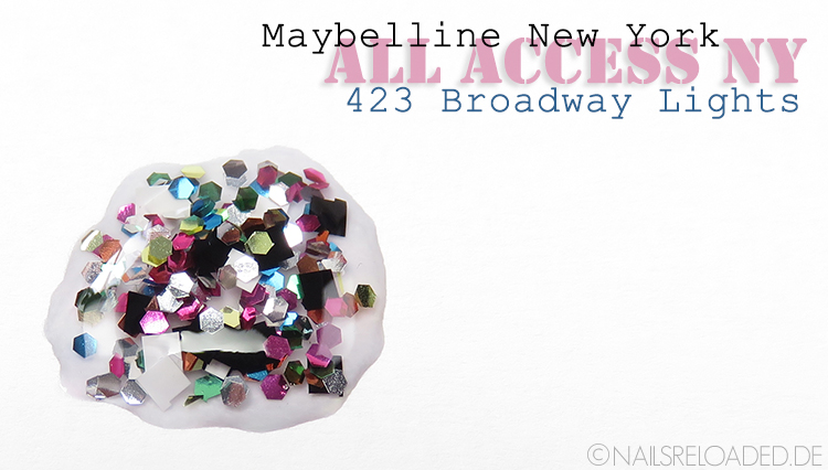 Maybelline New York - 423 Broadway Lights
